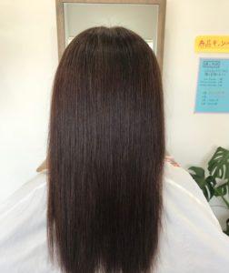 髪のケアをやり続けた結果、得られるもの