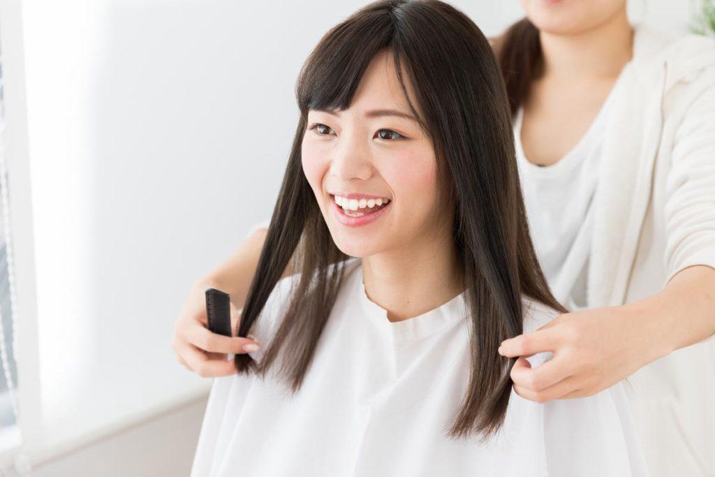 縮毛矯正のメリットデメリット